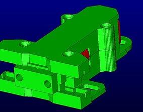 Motor switch for train model