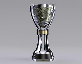 Nascar Monster Energy Trophy 3D model