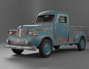 Old custom pickup Code 247 3D