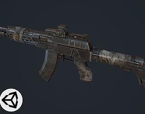 AK 12 M 3D model