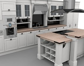 de Kitchen 3D model