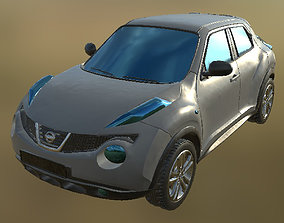 Nissan Juke 03 PBR 3D model
