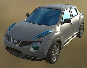 3D asset Nissan Juke 03 PBR