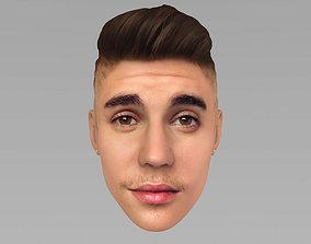 3D model Justin Bieber justin