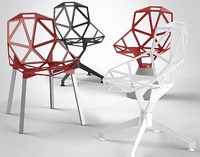 3D Chair One - Magis