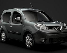 Nissan NV 250 Combi L1 2020 3D