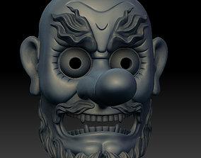 TENGU MASK 3D printable model