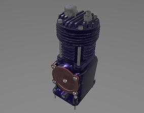 Compressor 3D model