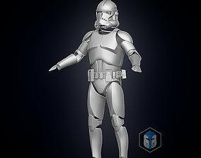 3D print model Phase 2 Clone Trooper Armor