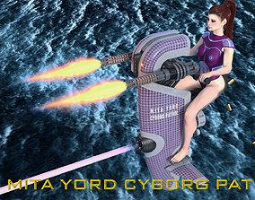 3D print model Mita Yord Cyborg Patrol for Genesis 8