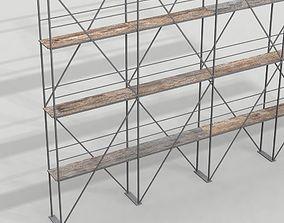 Scaffolding 02 3D model