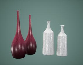 Decor Pot Low Poly Game Ready 3D model
