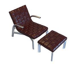 3D CGD Chair Model 61