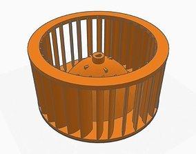 3D print model Interior fan for a 2009 Suzuki Grand Vitara