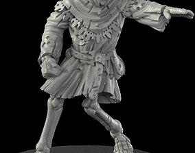 Medieval Skeleton 1 3D printable model