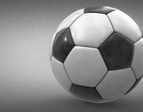 3D PBR Football