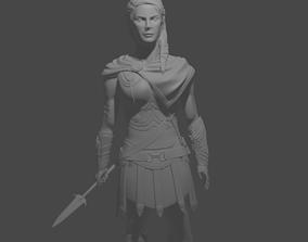 creed 3D printable model Kassandra Assassin s Creed