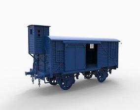 wagon mod4 3D print model
