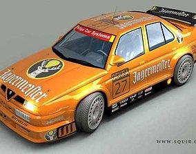3D model Alfa Romeo v6