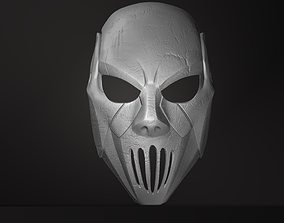 Slipknot Mick mask 3D print model