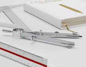 3D model Architect Accessories