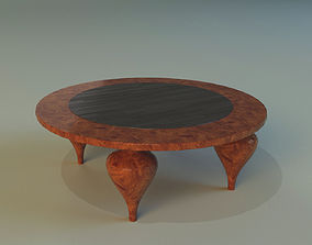 Table cuisine 3D model