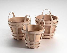 Strap Planters 3D