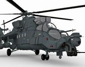3D model Mil Mi-35M