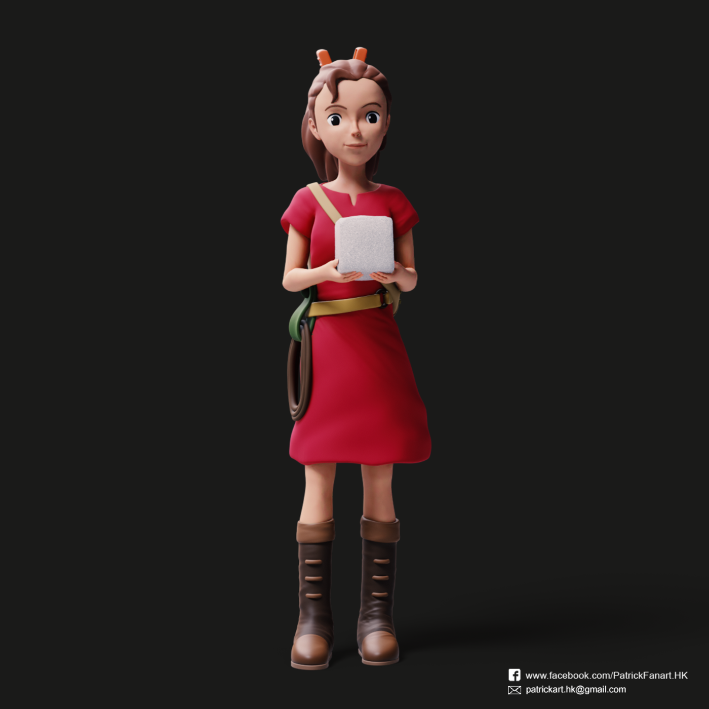 Arrietty(The Secret World of Arrietty)