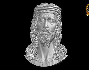 god 3D print model Jesus Christ