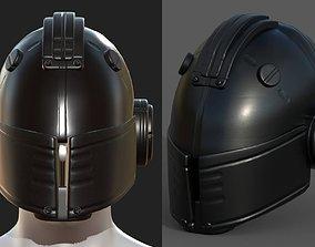 Helmet plastic mask helmet 3d safety VR / AR ready