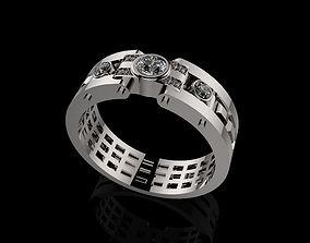 RINGS FOR MEN N6 3D printable model