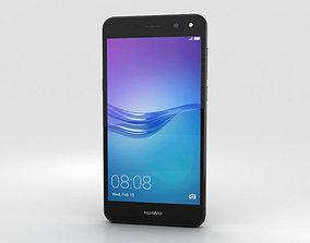 3D Huawei Y6 Gray