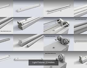 Light Fixtures 3D