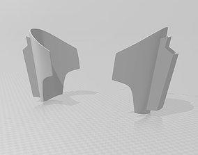 Star Wars bo katan Bo-Katan Kryze thigh 3D print model