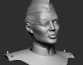 3D Captain Franky Cook