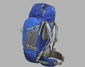 3D model realtime Backpack Boll Ranger 38-52