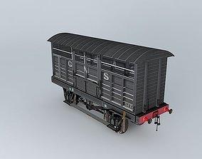 CATTLE BOX GNS No. 2993 3D