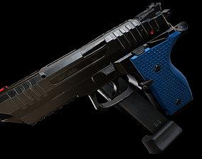 3D model Arex Alpha