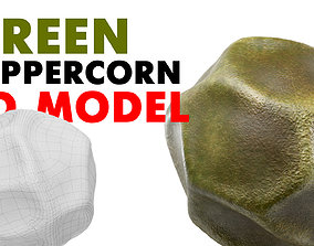 3D model Green Peppercorn