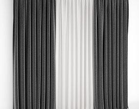 3D model Curtain 76