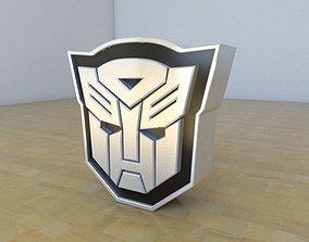 autobots transformers Autobots 3D print model