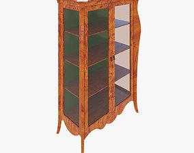 Furniture Classic Showcase 3D model
