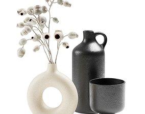 Decorative Set 05 3D model decorative