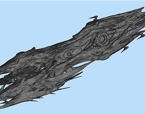 3D model Destroyer Ze Ta
