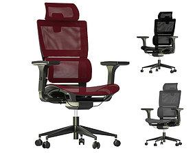 3D Innowin Capetown high back mesh office chair