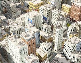 3D City RT Day
