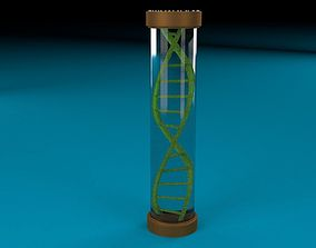 DNA in the flask chemistry 3D