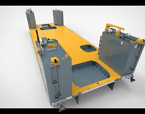 3D model Floatingdock 2