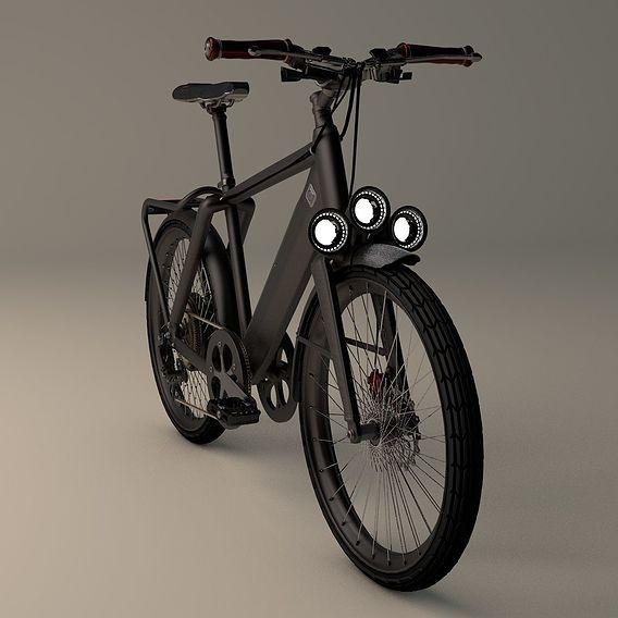 High Detailed Bike